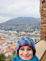Oben am Schloss