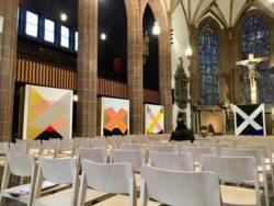 Ausstellung in der Kirche
