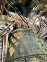 Die größte Glocke der Jesuitenkirche