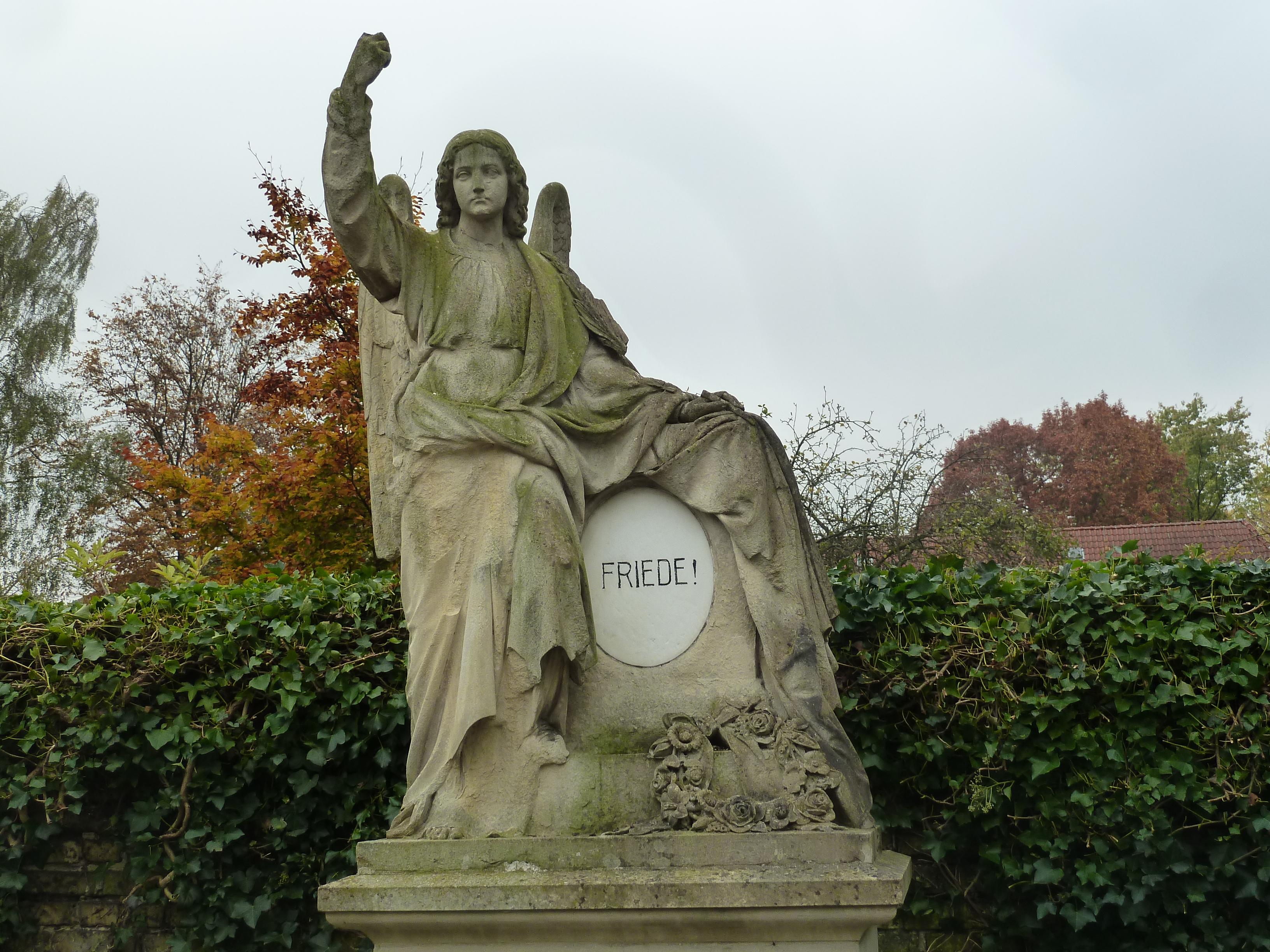 Friede!