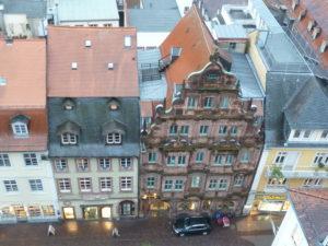 Hotel zum Ritter, 1592