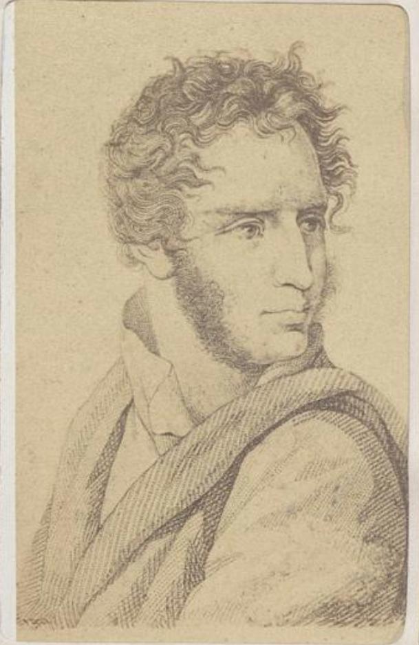 Portrait Franz von Sonnenberg