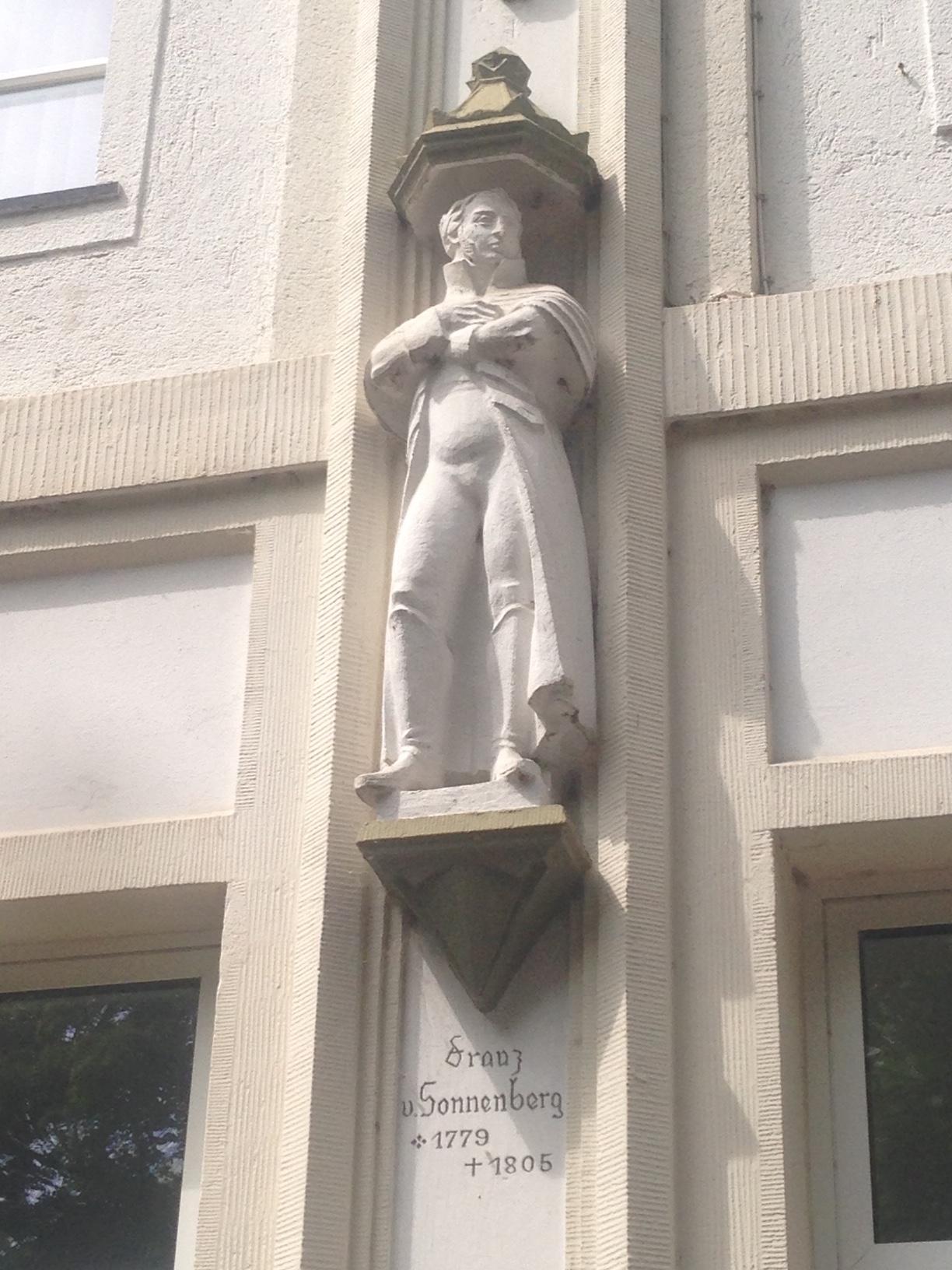 Franz von Sonnenberg