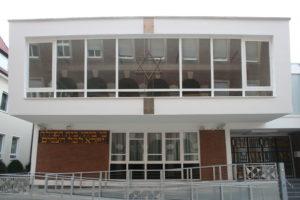 Foto der Neuen Synagoge Münster