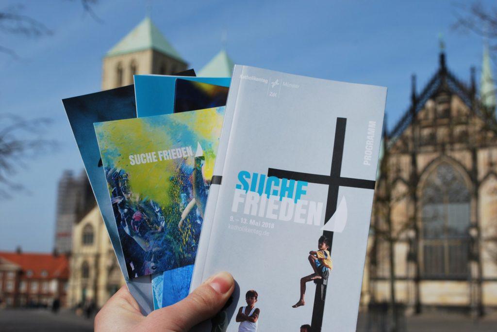 Katholikentag 2018: Suche Frieden
