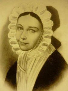 Portrait Maria Alberti