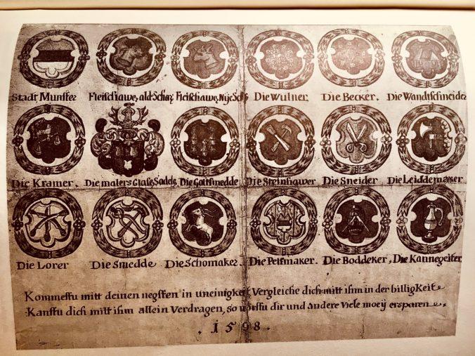 Gilde-Wappen
