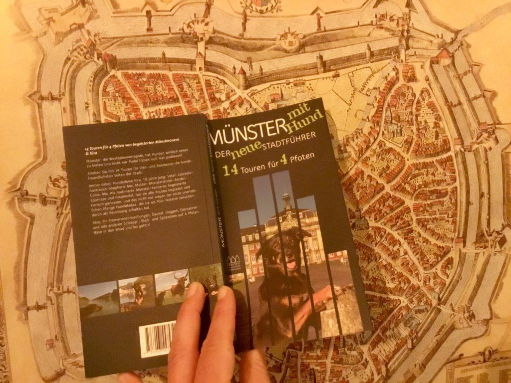 Münster mit Hund, ein neues Buch im münstermitte medienverlag