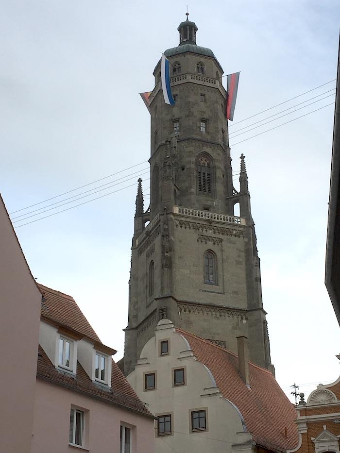 Daniel, der Turm von St. Georg