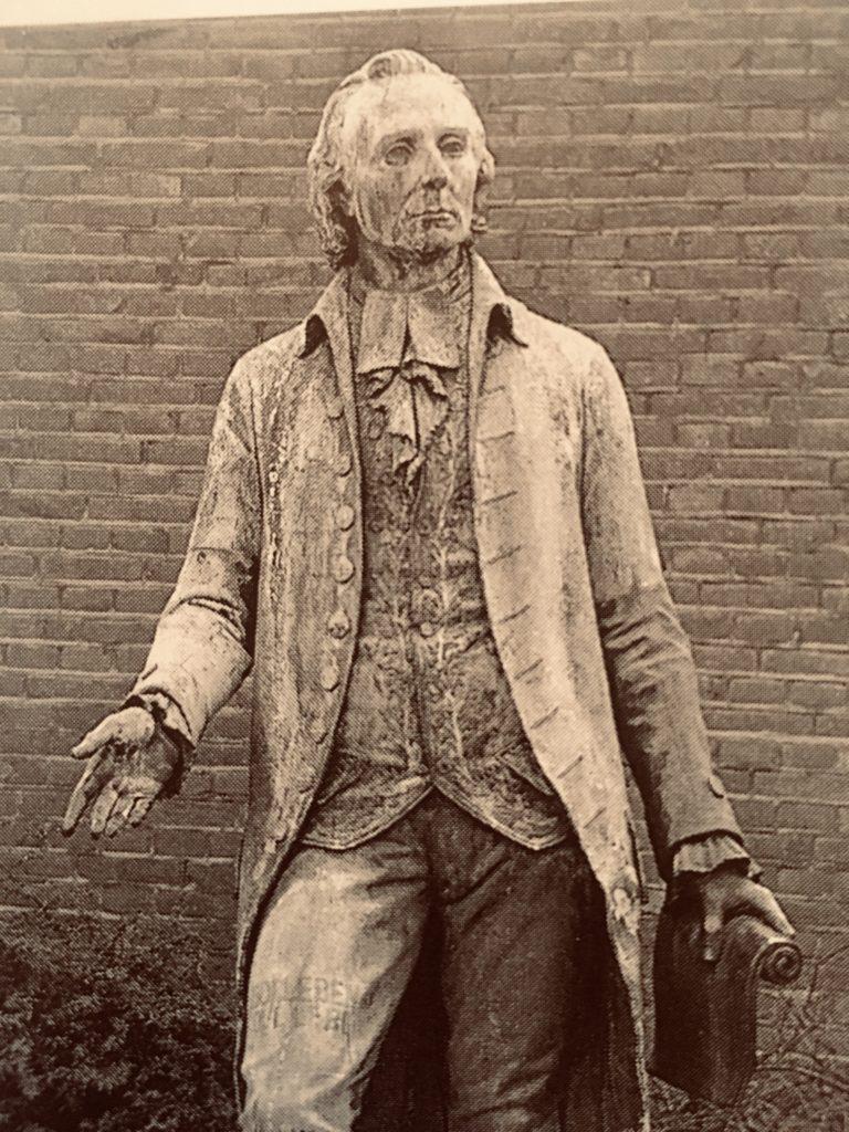Statue Franz von Fürstenberg