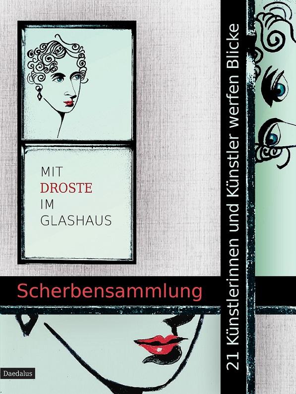 Mit Droste im Glashaus... Buch-Cover