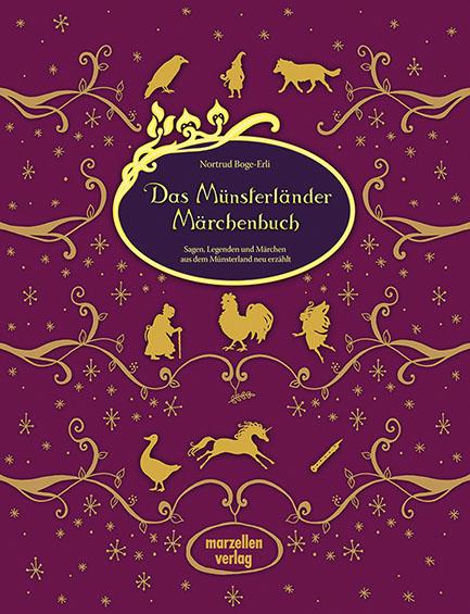 Das Münsterländer Märchenbuch, Cover
