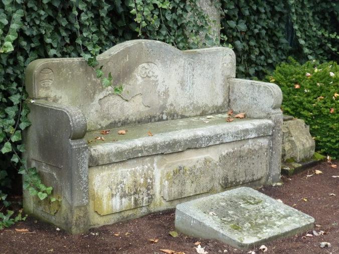 Grabmal Zentralfriedhof Münster