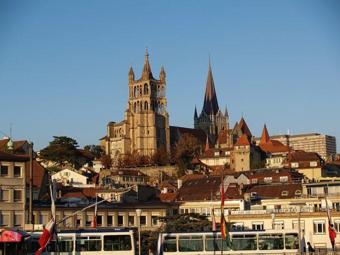 Kathedrale Lausanne